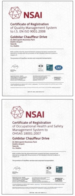 Certs for website