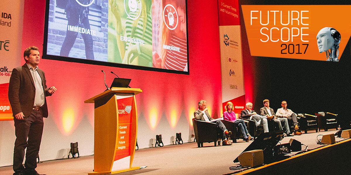 FutureScope May 10th Convention Centre Dublin